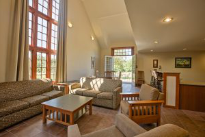 residence hall cottage family room